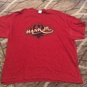 Men's Hank Jr t! 2XL.